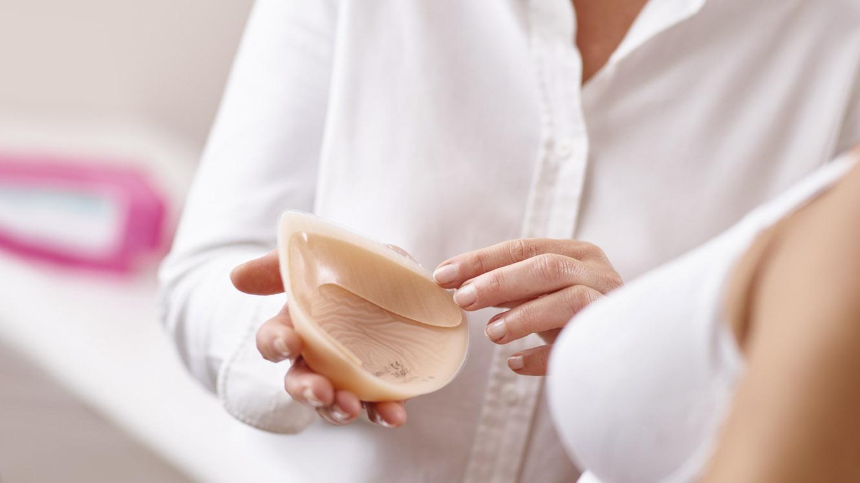 Silima bröstproteser